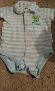 Prince charming frog onesie carters size 3 months
