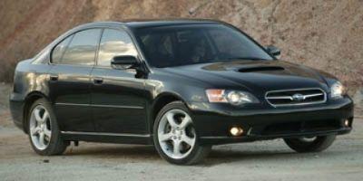 2006 Subaru Legacy 2.5i Limited (Blue)