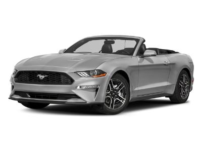 2018 Ford Mustang EcoBoost Fastback (Magnetic Metallic)