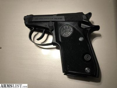 For Sale: Beretta 21a