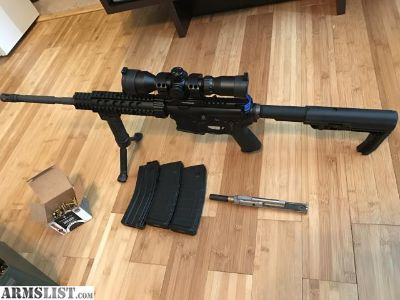 For Sale: S&W AR15 5.56 and .223