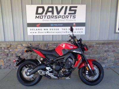2018 Yamaha MT-09 Sport Motorcycles Delano, MN