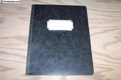 Flat Rate Operations Book