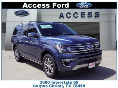 2018 Ford Expedition Limited 4x2 (Blue Metallic)