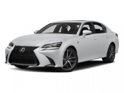 2018 Lexus GS GS (Ultra White)