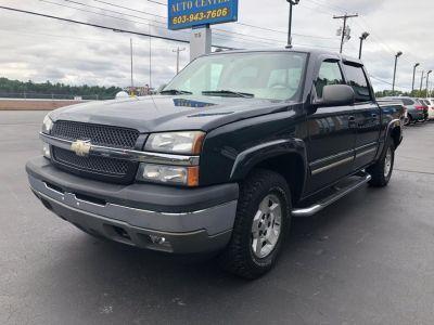 2005 Chevrolet Silverado 1500 LS (Dark Gray Metallic)