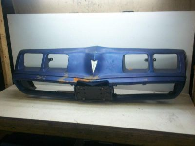 Find 79-81 FIREBIRD TRANS AM FRONT BUMPER COVER NOSE (nice shape) motorcycle in Bedford, Ohio, US, for US $174.99