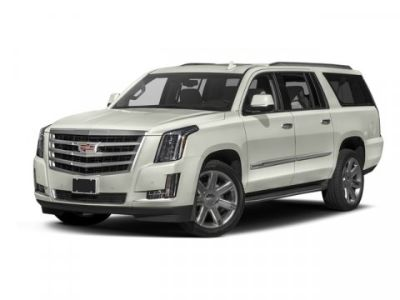 2017 Cadillac Escalade ESV Luxury (Black Raven)