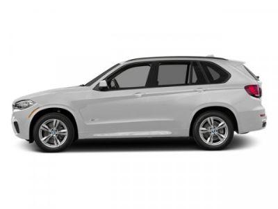 2015 BMW X5 xDrive50i (Mineral White Metallic)