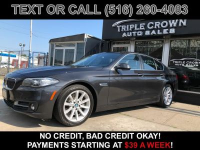 2015 BMW 5-Series 4dr Sdn 535i xDrive AWD (Gray)
