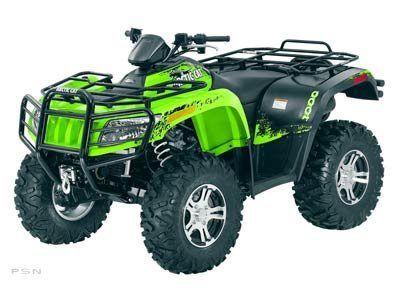 2011 Arctic Cat 1000 Limited ATV Utility ATVs Oregon City, OR