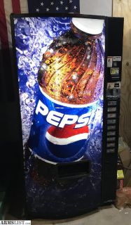 For Sale: Pepsi Machine Gun Safe
