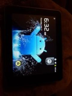 Coby KYROS Android Tablet