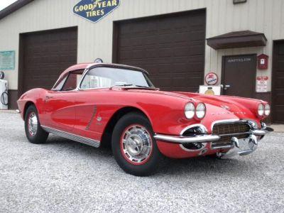 1962 Chevrolet Corvette Fuellie Convertible