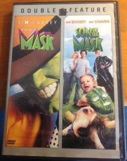 Double Feature The Mask and Son of the Mask