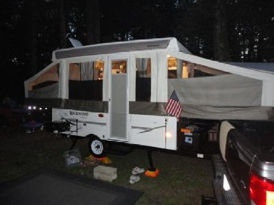 2010 Rockwood Freedom Tent Trailer 1920BH