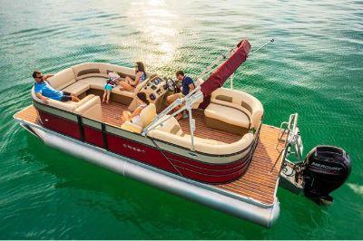 2018 Crest I 200 L Pontoons Boats Edgerton, WI