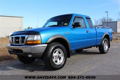 1999 Ford Ranger XL (Blue)