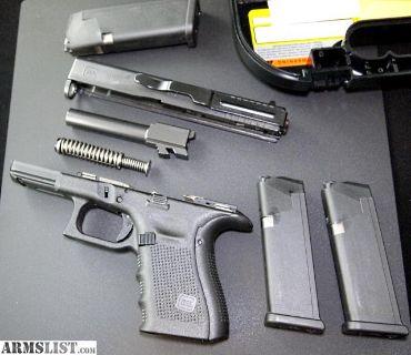 For Sale: Glock 19 4th Gen, Light Use