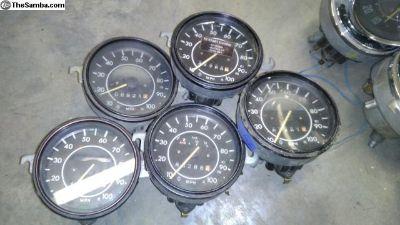 late beetle speedometers speedo cores