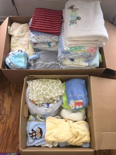HUGE lot of baby accessories ONLY $7!!!