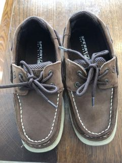 Sperry Boys shoes