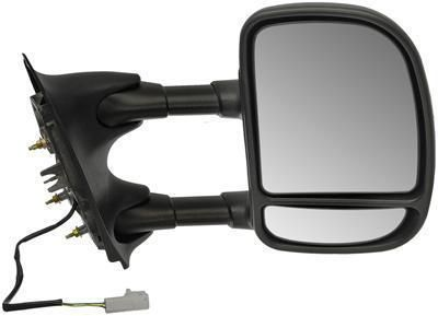 Buy Dorman Side View Mirror ABS Black Electric Ford F250/F350/F450/F550 Psgr Side EA motorcycle in Tallmadge, Ohio, US, for US $121.97