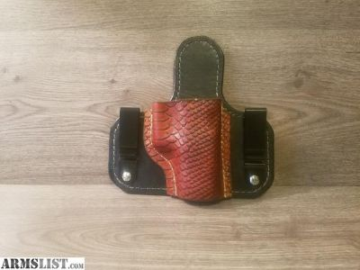 For Sale: Custom Holsters