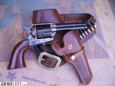For Sale: Cowboy rig, Uberti .357 Mag. Cattleman