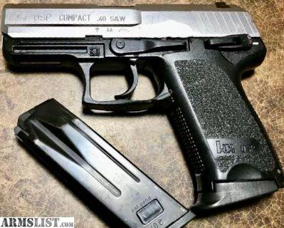 For Sale: HK USPc 40