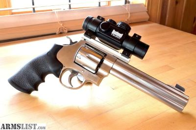 For Sale: USED Smith & Wesson 629-6 Classic Ported .44mag