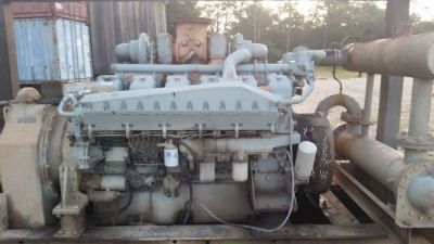 Find Mitsubishi Marine Diesel Engine S12A2-YMPTA-3 motorcycle in Franklinton, Louisiana, United States, for US $25,000.00