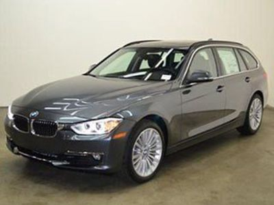 2014 BMW 3-Series 328i xDrive (Mineral Gray Metallic)