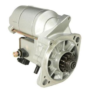 Buy New starter for john deere yanmar tractor diesel mower AM876435 AM878415 TY25233 motorcycle in Lexington, Oklahoma, United States, for US $159.95