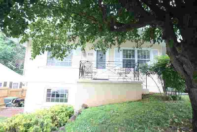1111 Holmes Ave CHARLOTTESVILLE Four BR, Desired city location