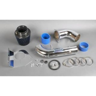 Sell BBK 1717 Air Intake Chrome Tube Blue Filter Ford Mustang 3.8L Kit motorcycle in Tallmadge, Ohio, US, for US $169.99