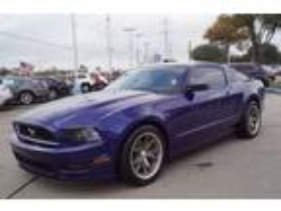 Certified 2014 Ford Mustang Coupe