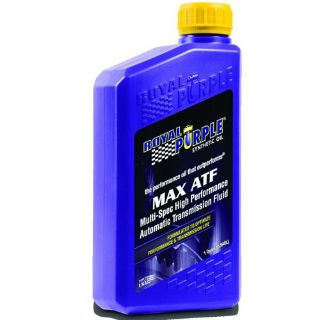 Buy Royal Purple 01320 Max ATF Synthetic Auto Transmission Fluid 1 Quart motorcycle in Suitland, Maryland, US, for US $19.34