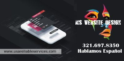 Website Design. Local / Global. Hablamos Español.