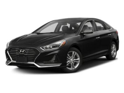 2018 Hyundai Sonata Limited (Phantom Black)