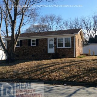 Updated 3 BR/1 Bath Home in Awesome Kernersville Location!