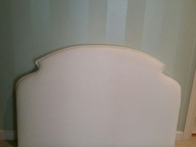 Headboard, full size upholstered