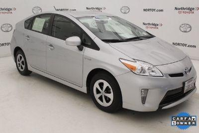 2015 Toyota Prius II (Silver)