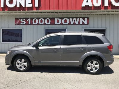 2013 Dodge Journey SE (Grey)