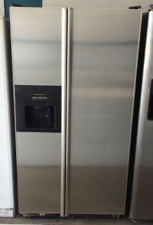 KitchenAid 25cu.ft Refrigerator in Stainless Steel