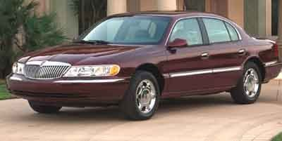 2002 Lincoln Continental Base (Not Given)