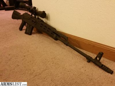For Sale/Trade: Romanian PSL Dragunov