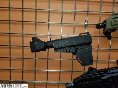 For Sale/Trade: CZ Scorpion-Shockwave armbrace