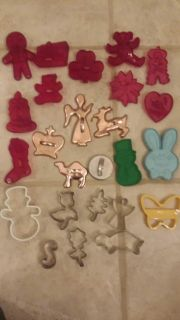 25 cookie cutters