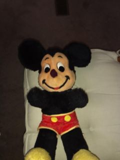 16in. Vintage Mickey Mouse